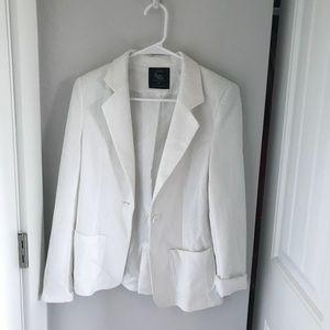 Cotton On Blazer in white